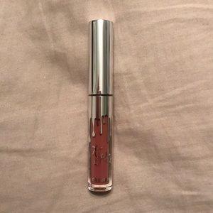 Mini Kylie Cosmetics Matte Lipstick In Angel